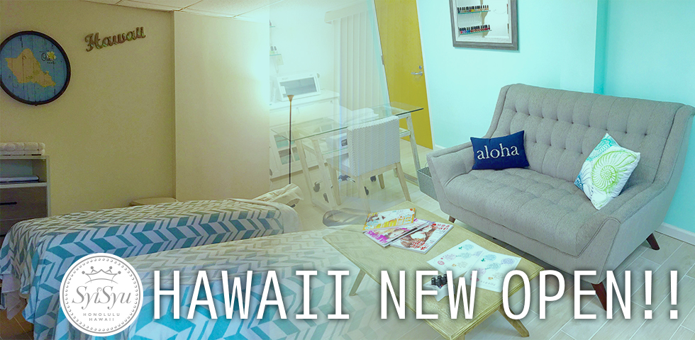 HAWAII NEW OPEN!!